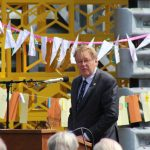 Speech by the Commisionair of the King for the Province of Zuid-Holland (SGLO – @P. Righart van Gelder)