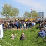 The crowd (SGLO – @P. Righart van Gelder)