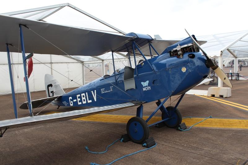 DH-60 G-EBLV (@P. Righart van Gelder)