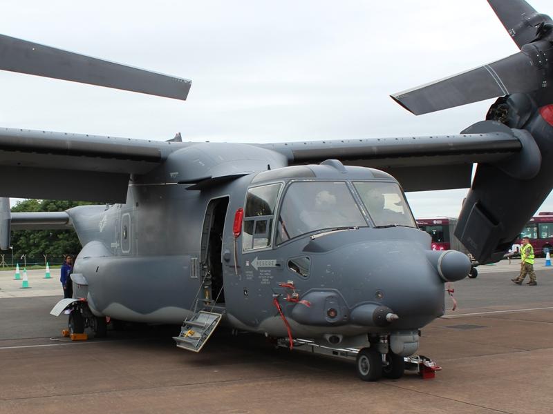 CV-22B Osprey serial 12-0063 (@P. Righart van Gelder)