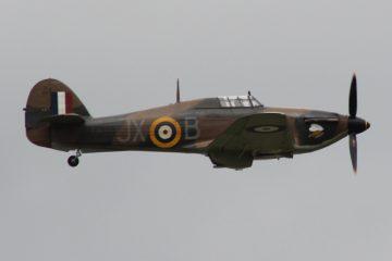 Hurricane Mk II serial LF363 (@P. Righart van Gelder