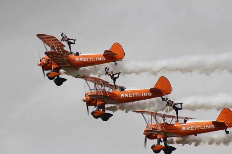 Breitling Wingwalkers (@P. Righart van Gelder)