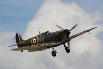 Spitfire Mk.I N3200 (@P. Righart van Gelder)