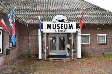 Ingang van Museum Vliegbasis Deelen (SGLO - @Wijbe Buising)