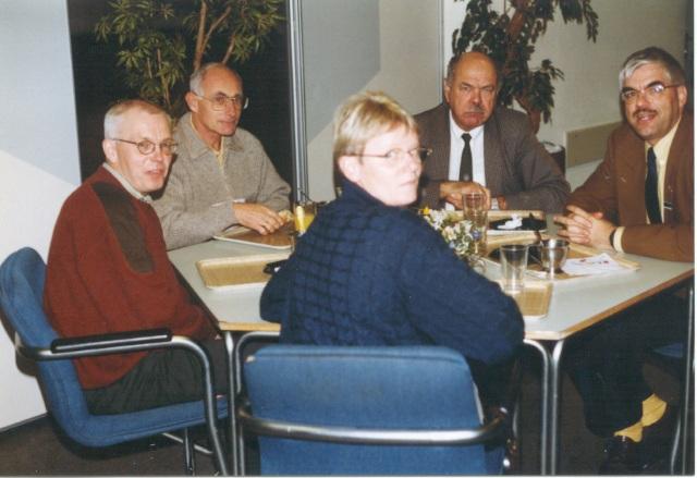 Dhr. Woortman, Leimuiden en van Sabben. (SGLO – Archive)