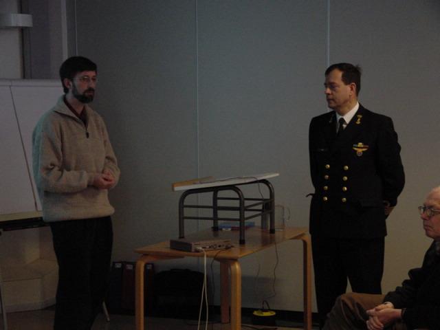 onze gastheer van de Marine (SGLO – Archive)