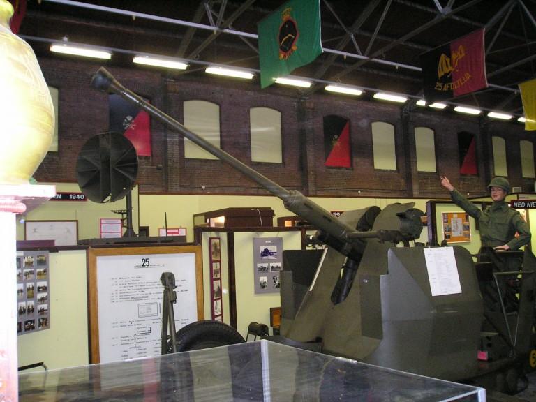 Het museum (SGLO – Archive)