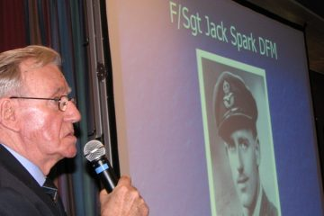 F/Sgt. Jack Spark 103 Squadron (SGLO – Archive)