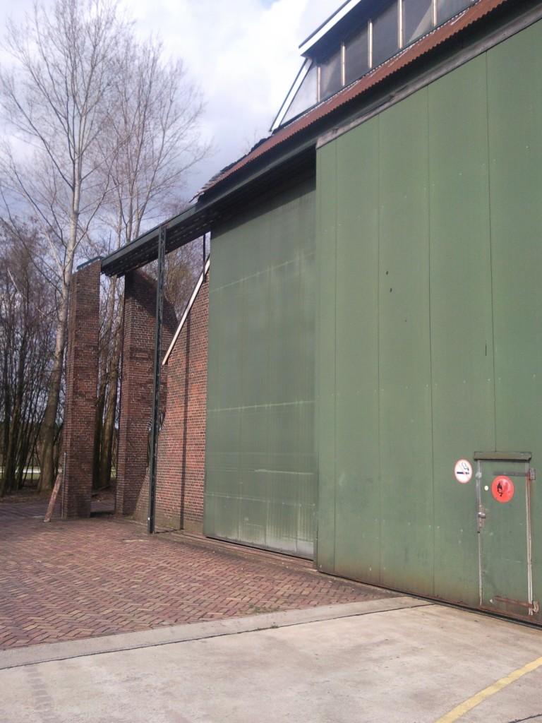 De deuren van de Junkerhalle (SGLO – Archive)