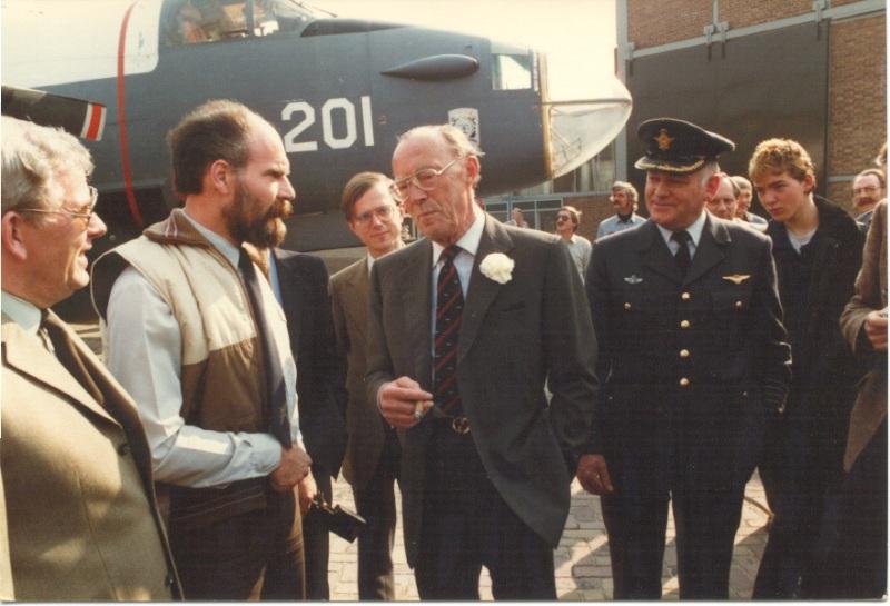 Dhr. Delachaux en ZKH Prins Bernhard (SGLO – Archief)