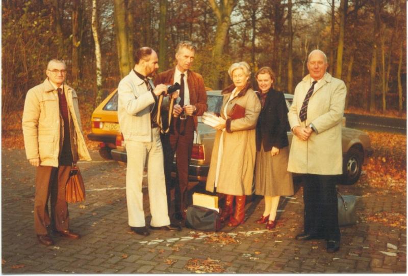 Fam. Jansen, R. de Bruin, Delachaux, de Groot. (SGLO – Archive)