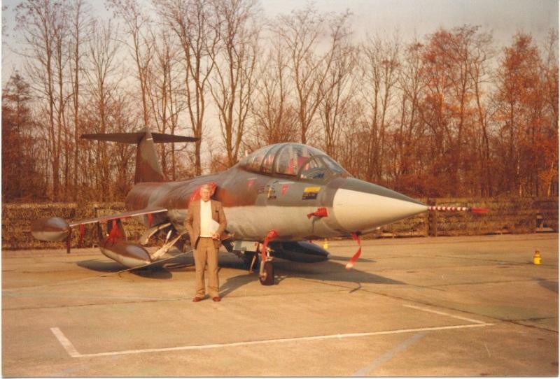 Leo Zwaaf voor de F-104 Starfighter (SGLO - Archive)