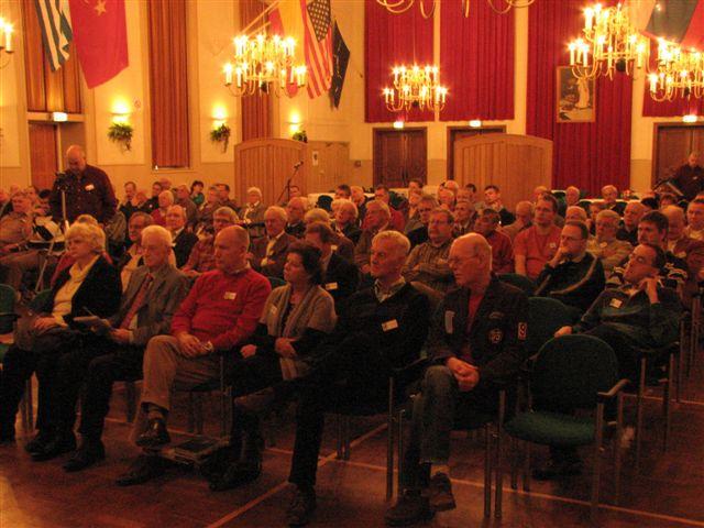 De volle sfeervolle zaal (SGLO – Archive)