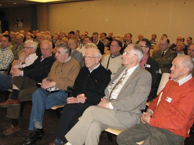 Een gedeelte van de 115 aanwezige leden (SGLO – Archive)