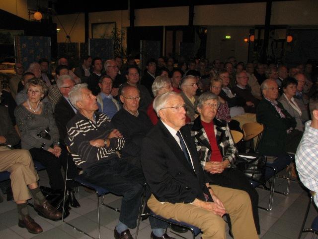 Met 110 leden was de Landelijke Bijeenkomst goed bezocht (SGLO - @H.M. van Sabben)