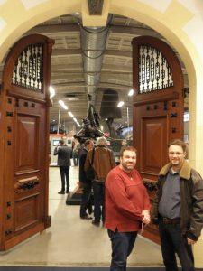 Peter van Kaathoven en Bas Maathuis(SGLO -@Wijbe Buising)