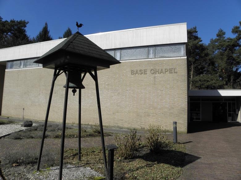 De Base Chapel was ingericht als presentatieruimte (SGLO – @Wijbe Buising)
