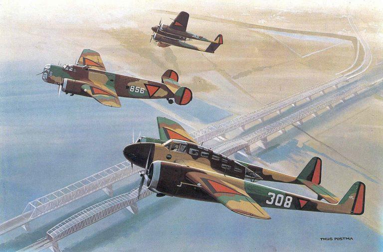 Fokker-T-V-bombing-bridges-Dordrecht-13t