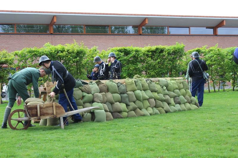 Klaarmaken van de verdediging Museum