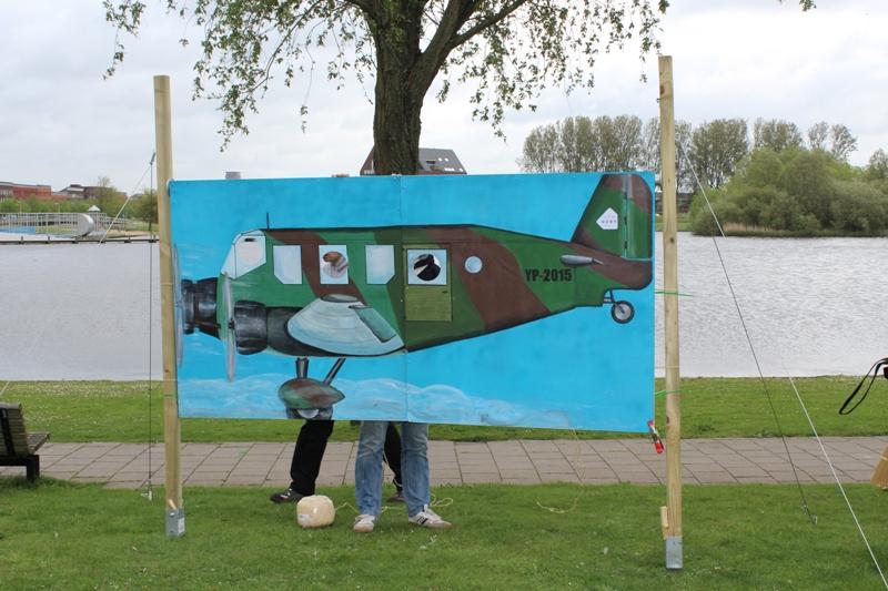 """De """"Ju 52"""" voor de kinderen"""