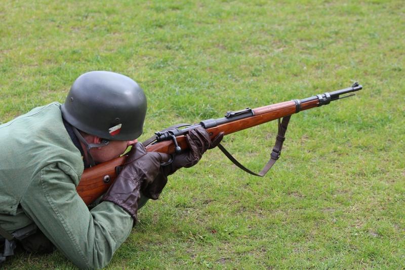 De Duitse aanval