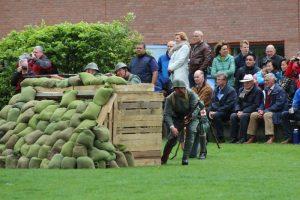 De Nederlandse verdediging