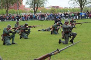 De Nederlandse tegenaanval