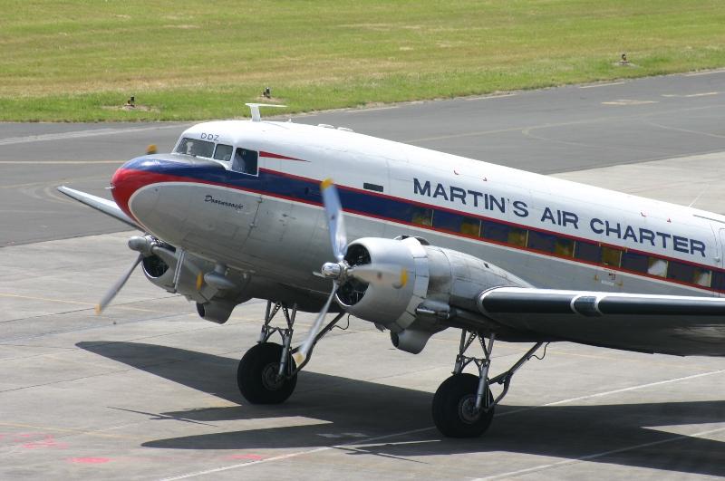 De PH-DDZ tijdens de Bitburg Airshow in juni 2008 (SGLO – @P. Righart van Gelder)