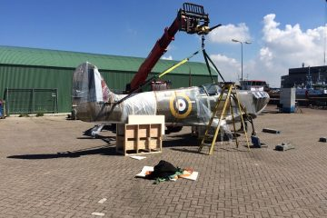 Replica Spitfire (@Richard Schuurman)
