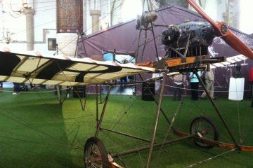 Fokker Spin replica (SGLO – @P. Righart van Gelder)