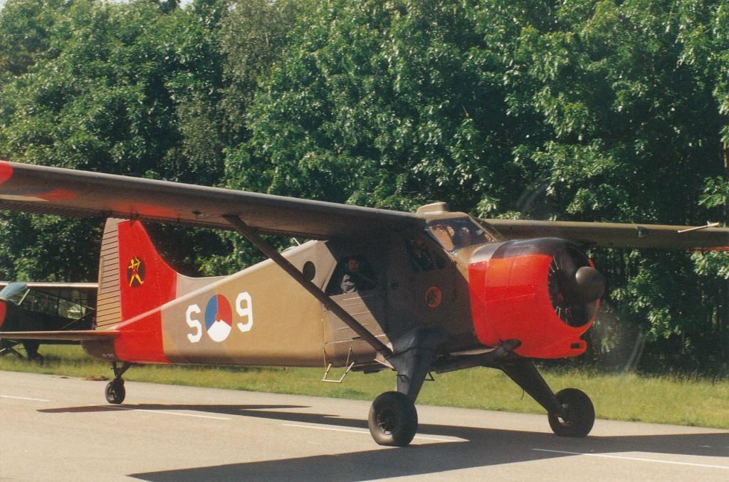 DHC-2 Beaver (Foto: P.M. de Jong via Jaap Woortman)