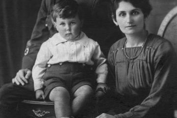 Sergant Maurice S. Pepper kwam om het leven toen de bommenwerper waar hij inzat in de Tweede wereldoorlog neerstortte in het Limburgse Echt © prive